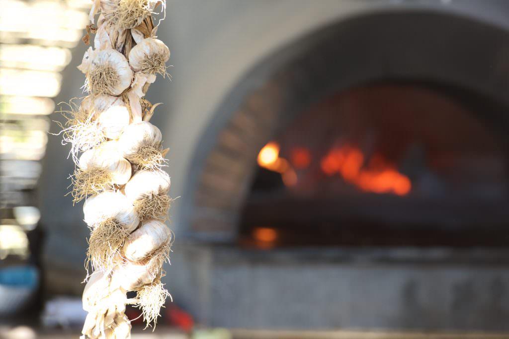 Food in Corfu, Mikro Nisi Beach Venue